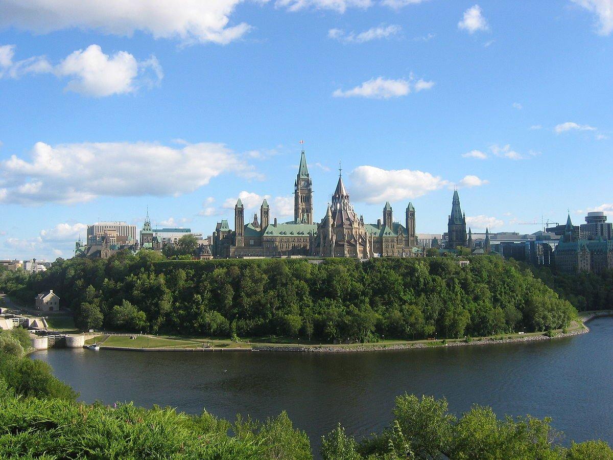 Kanada Parliament Hill