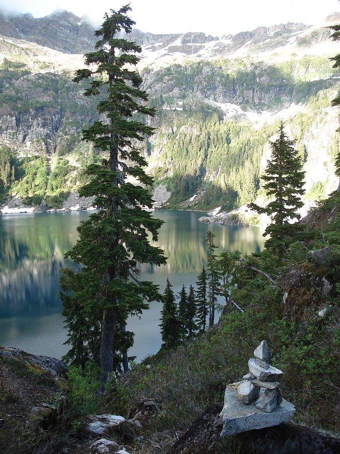 Kanada Strathcona Provincial Park