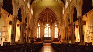 Kanada Toronto St. James Kathedrale