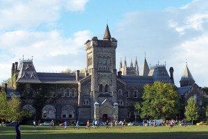 Kanada Universitaet von Toronto