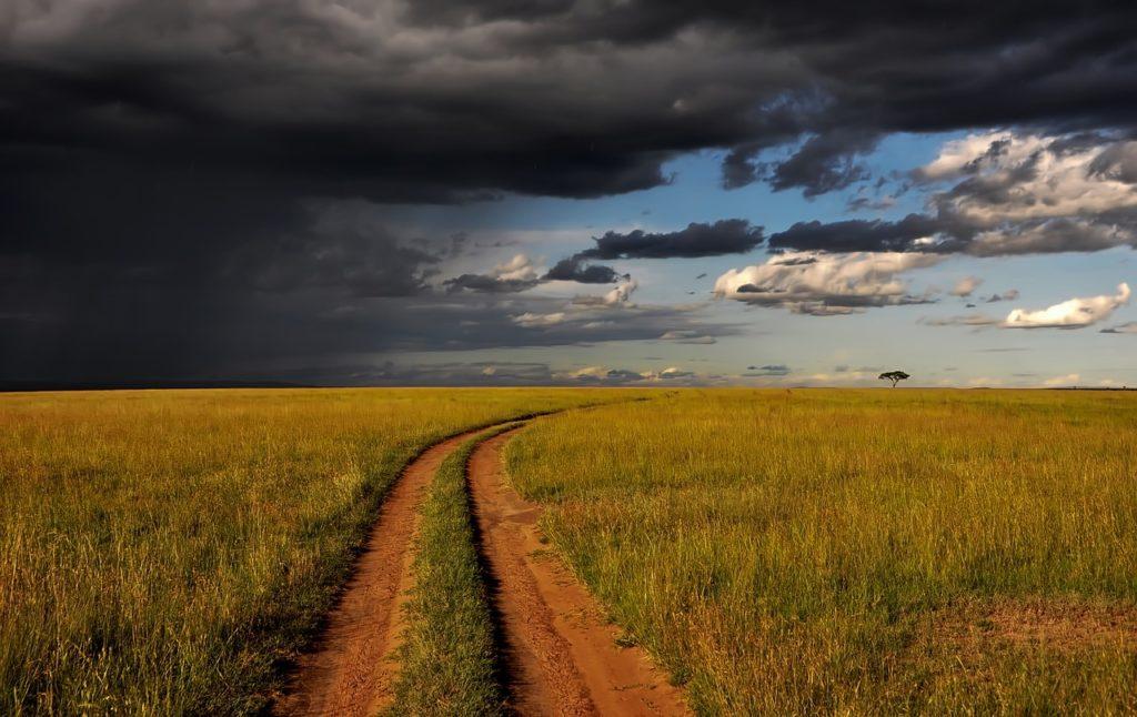 Kenia - Landschaft