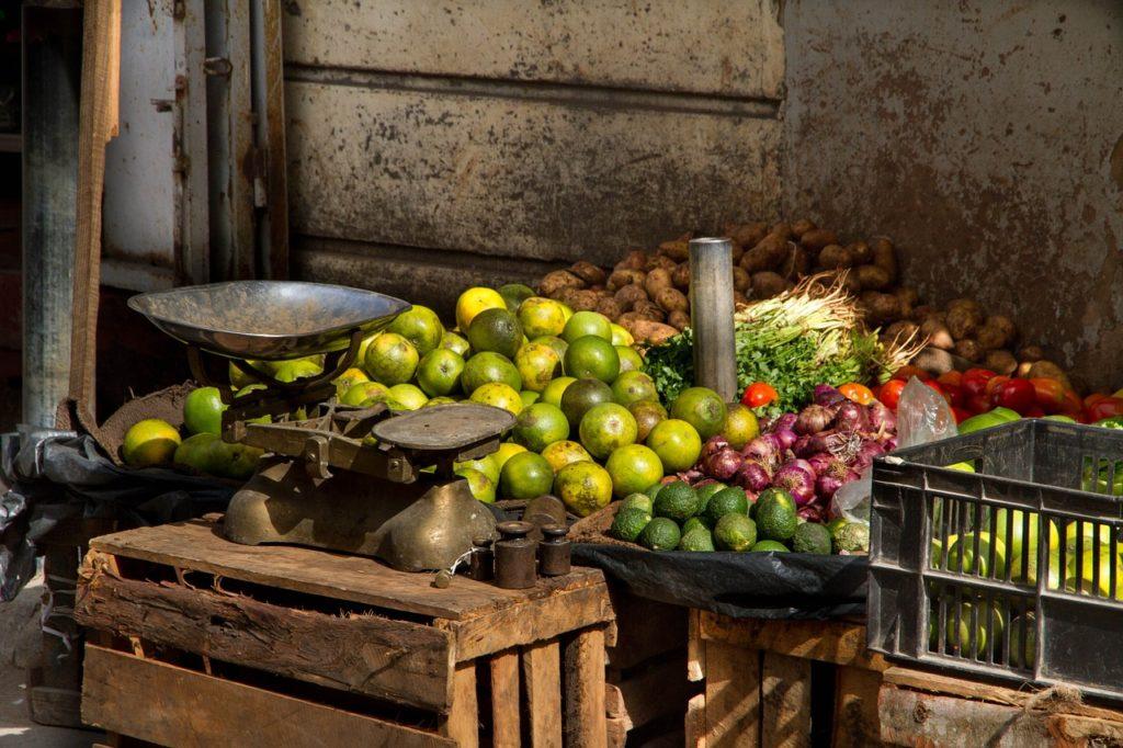 Kenia - Markt