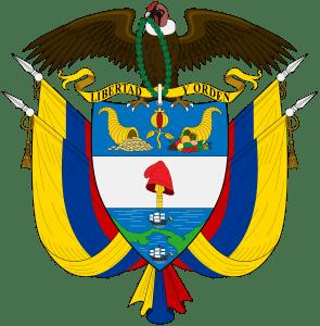 Kolumbien-Wappen