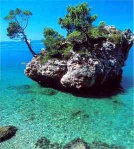 Kroatien Brela
