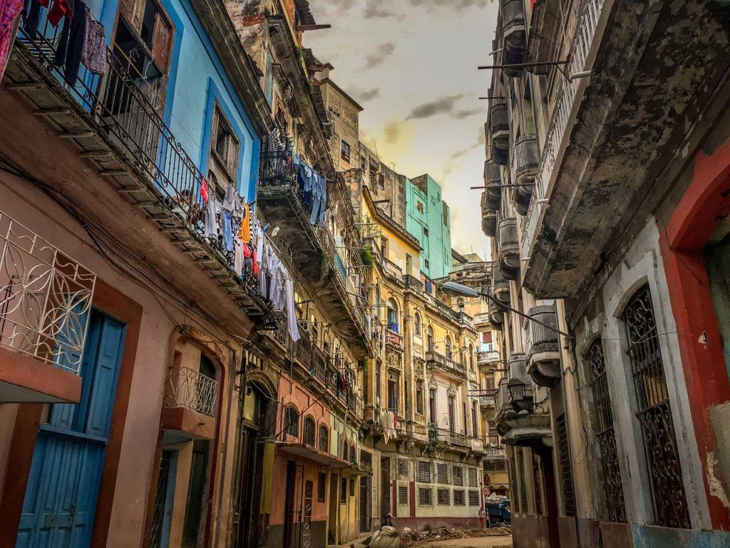 Kuba - Architektur