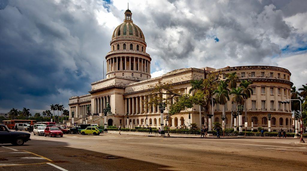 Kuba - Havanna - Kpitol