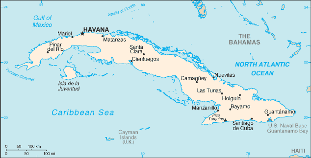 Kuba - Städte von Kuba