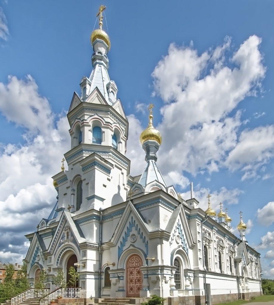 Lettland - Daugavpils - Kathetrale