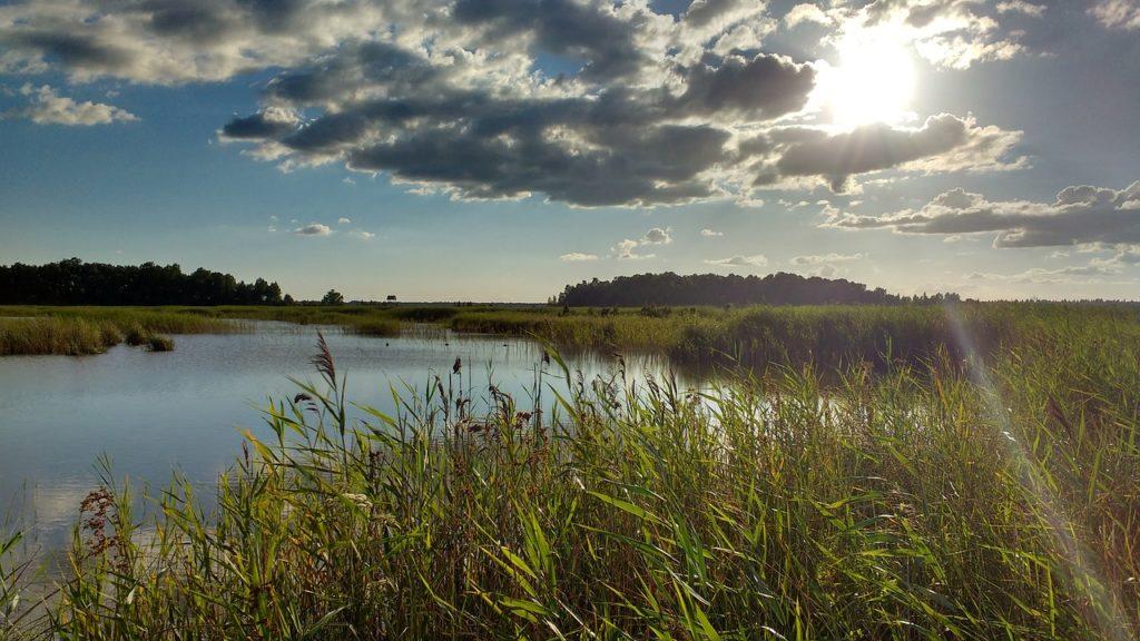 Lettland - Seenlandschaft