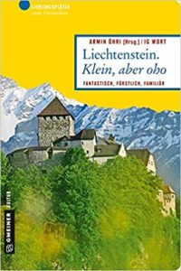 Reiseführer Liechtenstein