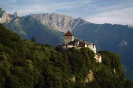 Liechtenstein - Schloss Vaduz