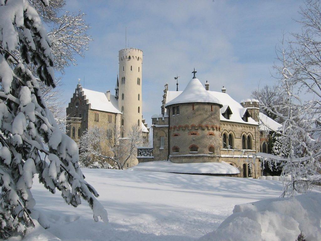 Liechtenstein -Schloss Liechtenstein
