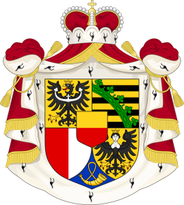 Liechtenstein-Wappen
