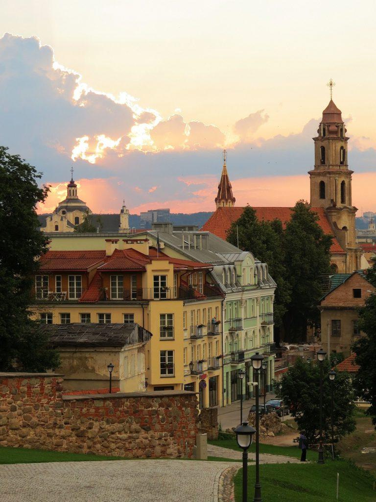 Litauen - Vilnius - Stadt