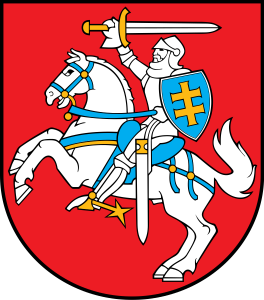 Litauen-Wappen