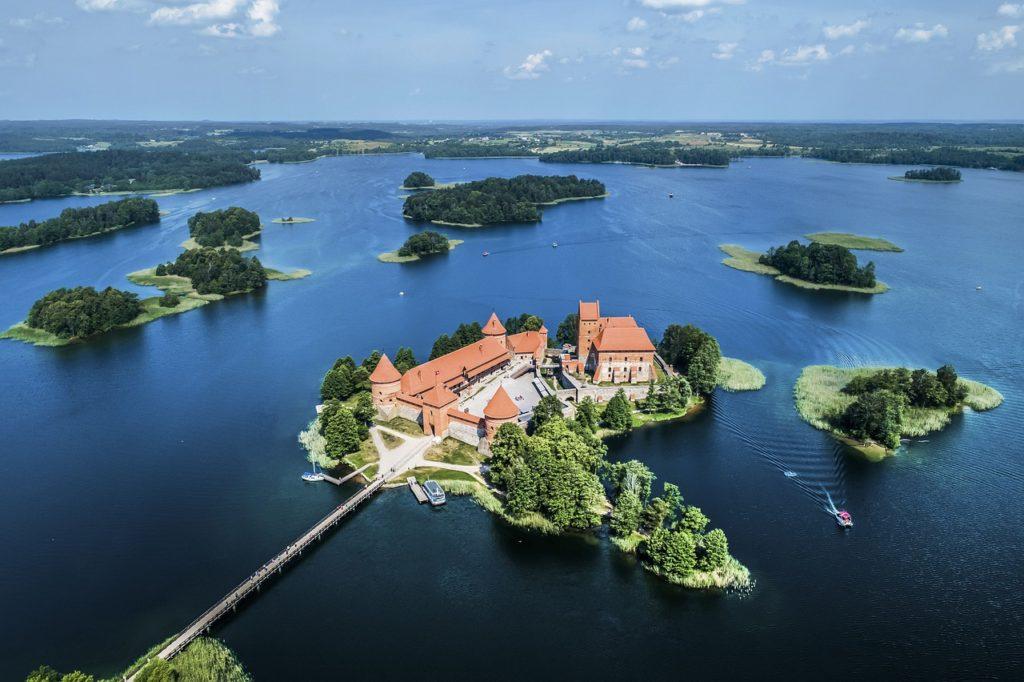 Litauen - Wasserburg Trakai