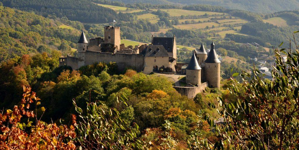 Luxemburg - Burg Bolzano