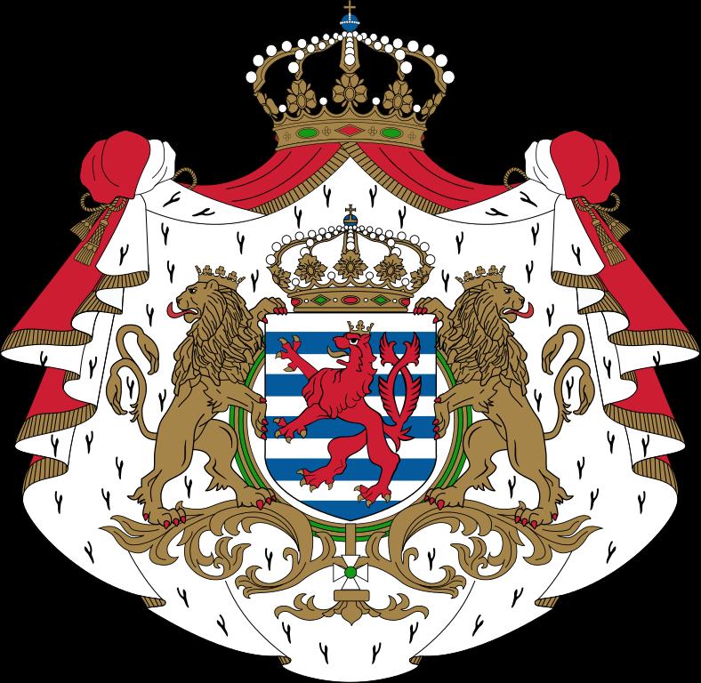 Luxemburg-Wappen