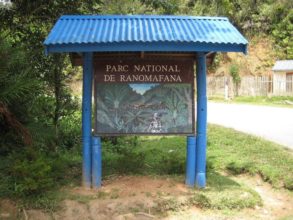 Madagaskar Ranomafana NP
