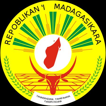 Madagaskar-Wappen