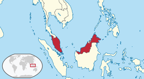 Malaysia Lage