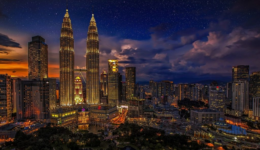 Malaysia - Kuala Lumpur - Petronas Twin Ttowers