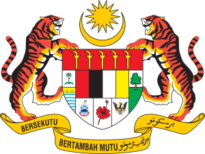 Malaysia-Wappen