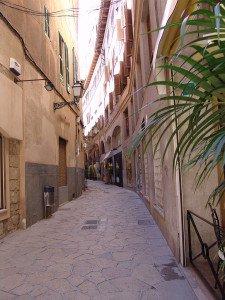 Mallorca Altstadt
