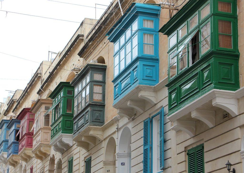 Malta - Architekur