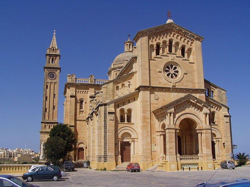 Gozo Bazilika Ta Pinut