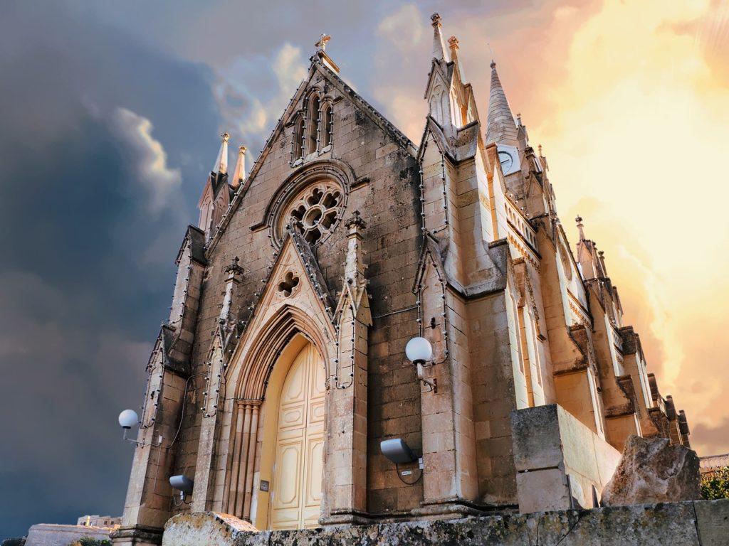 Malta - Gozo - Kirche