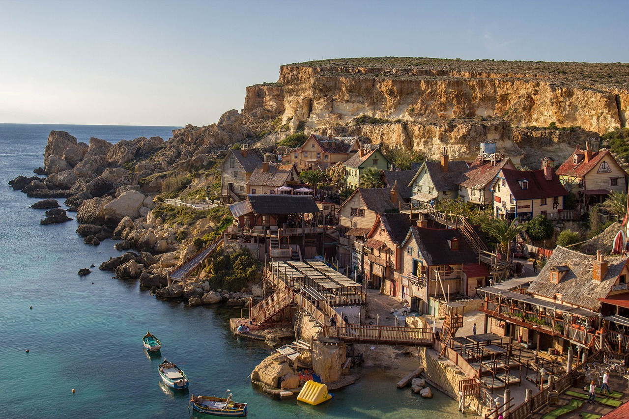 Auswandern Malta