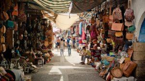 Marokko - Rabatt - Markt