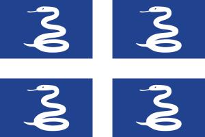 Martinique Flagge