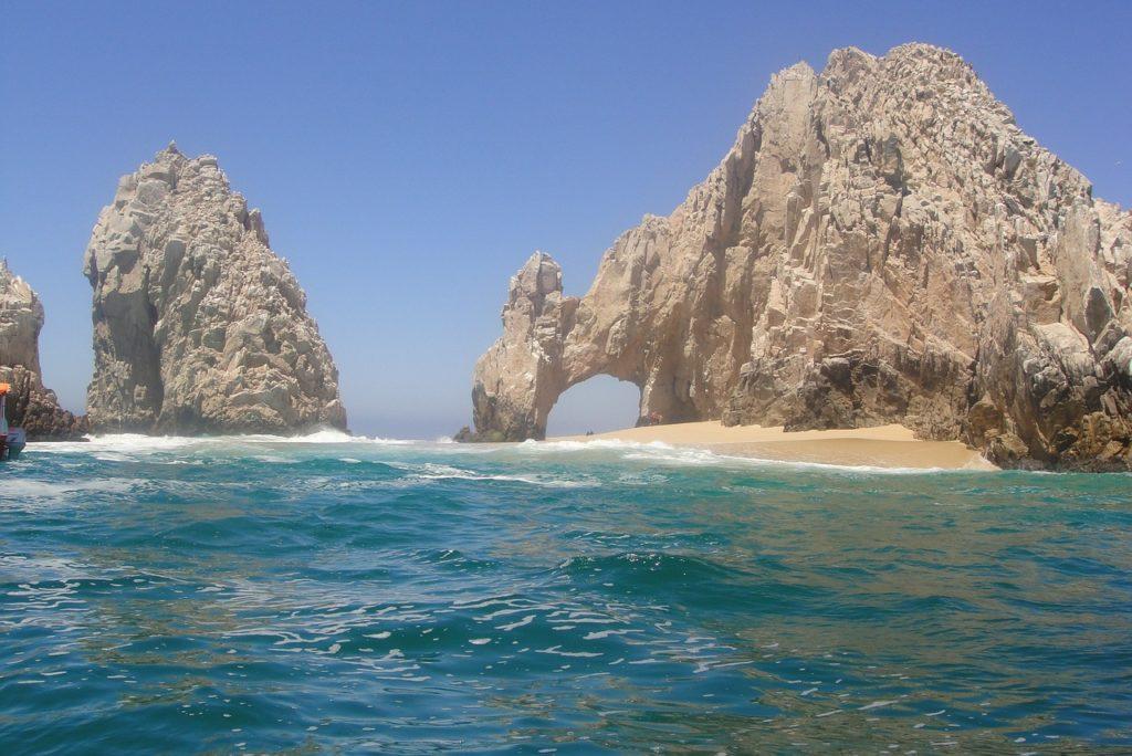 Mexiko - Cabo - El Arco