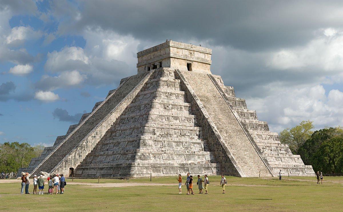 Mexiko Chichen Itza