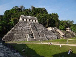 Mexiko - Maya Ttempel