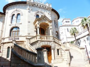 Monaco - Justizpalast
