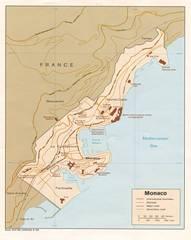 Monaco Karten