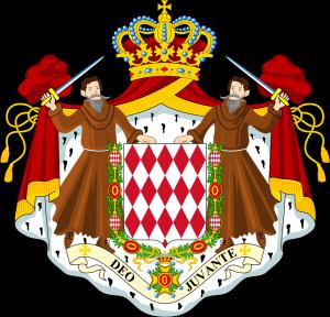 Monaco-Wappen