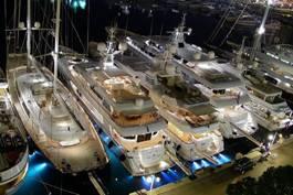 Monaco - Yachthafen