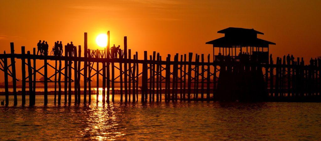 Mandalay - U-Bein Brücke