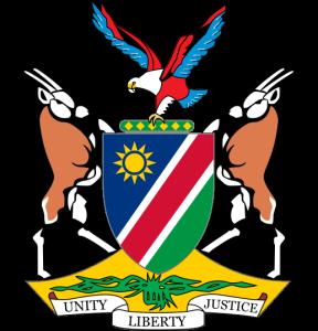 Namibia-Wappen