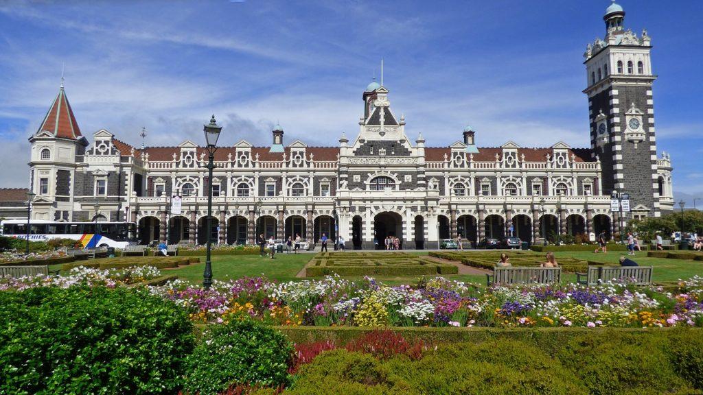Neuseeland - Dunedin
