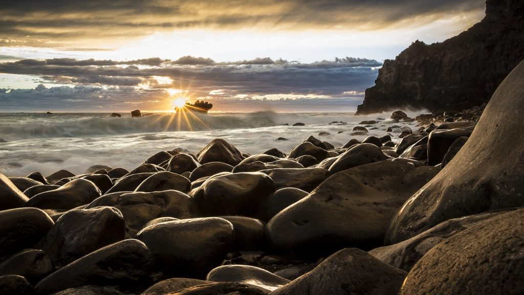 Neuseeland - Sonnenaufgang