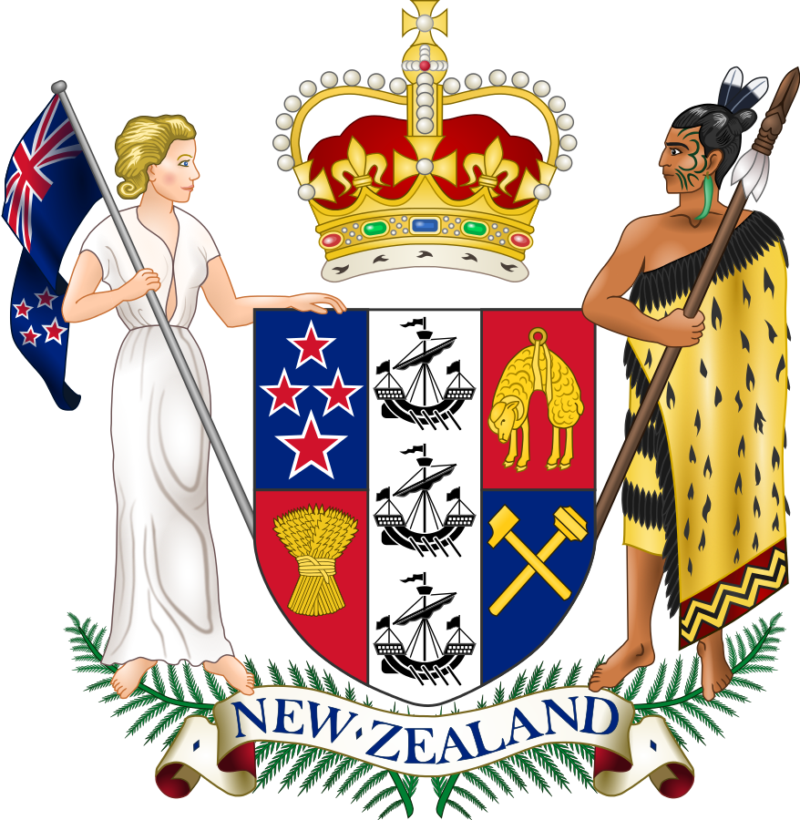 Neuseeland-Wappen