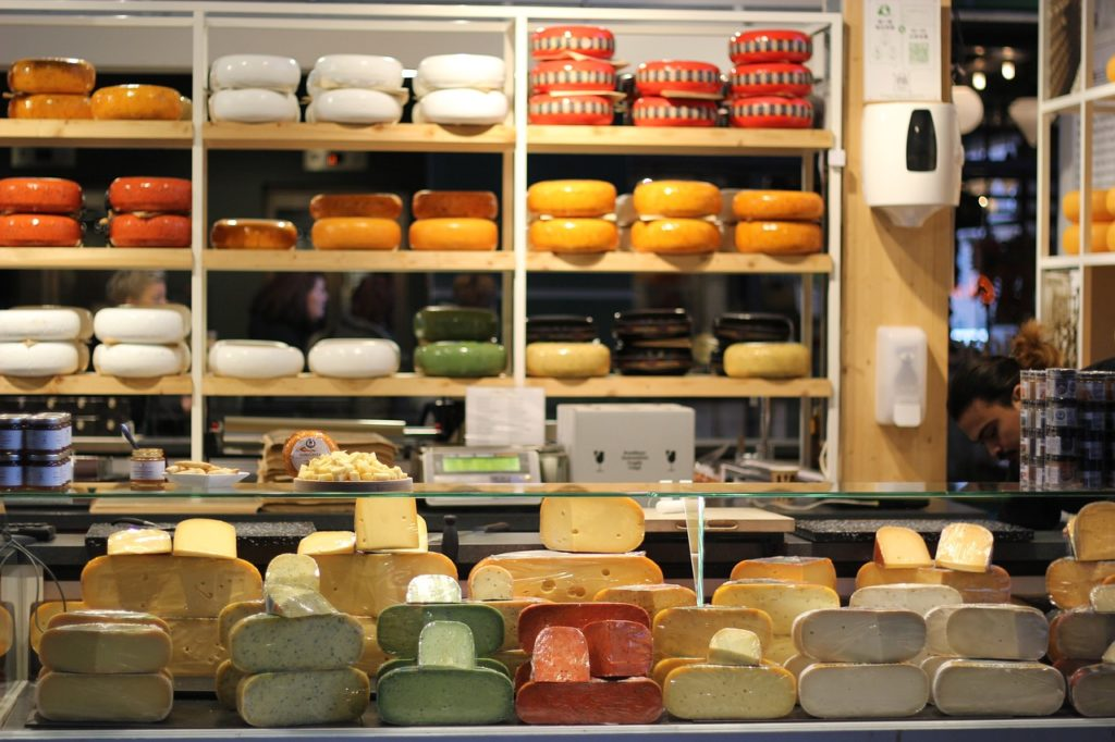 Niederlande - Kaeseladen