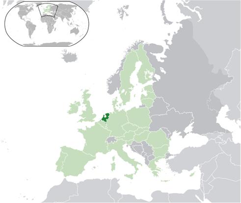 Niederlande Lage