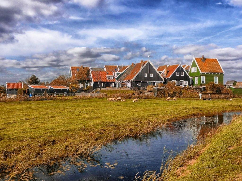 Niederlande - Landschaft