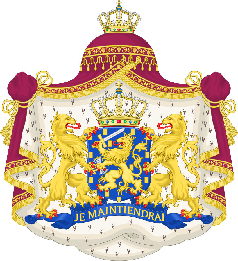 Niederlande-Wappen